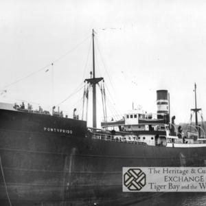 Photo of SS Pontypridd